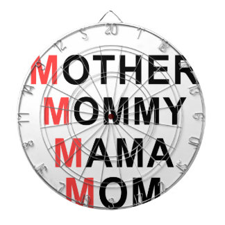 Mother, Mommy, Mama, Mom Dartboard