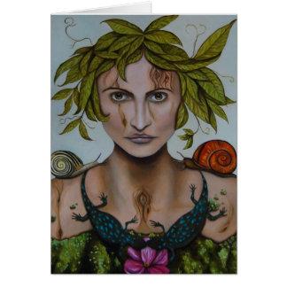 Mother Nature aka Lavina Card
