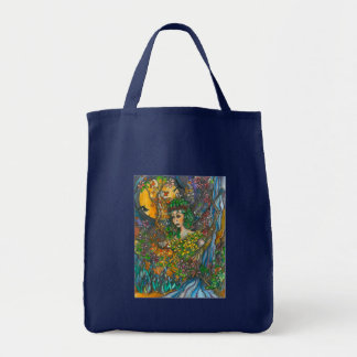 Mother Nature by Thompson Kellett Tote Bag
