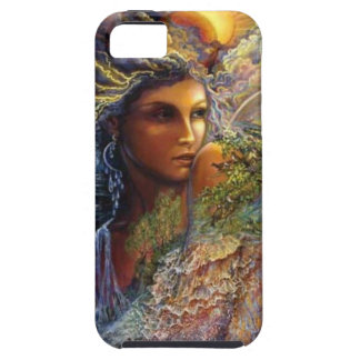 Mother Nature iPhone 5 Cover