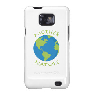 Mother Nature Samsung Galaxy S2 Cases