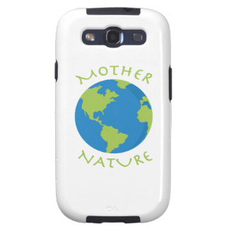 Mother Nature Samsung Galaxy S3 Cover