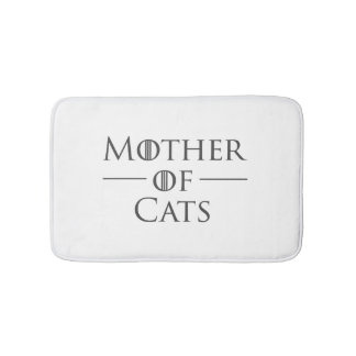 Mother of Cats Bath Mat