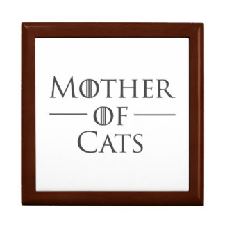 Mother of Cats Gift Box