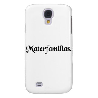 Mother of family. galaxy s4 covers