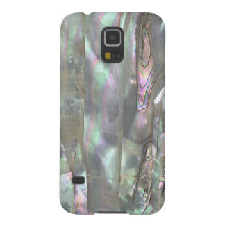 MOTHER OF PEARL Abalone Print Samsung Galaxy s5 Cases For Galaxy S5