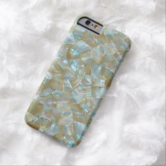 Mother Of Pearl Barely There iPhone 6 Case