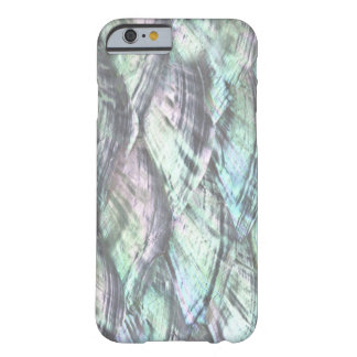 MOTHER OF PEARL Blue Print Barely There iPhone 6 Barely There iPhone 6 Case
