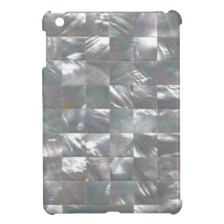 Mother of Pearl Design iPad Mini Cover