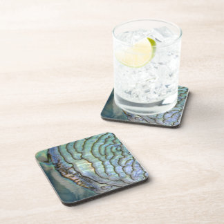 Mother of Pearl Drink Coasters