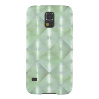 Mother of Pearl Green Galaxy S5 Cases