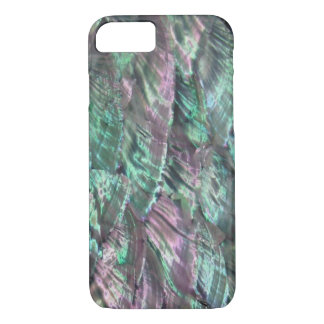Mother of pearl look iPhone 8/7 case