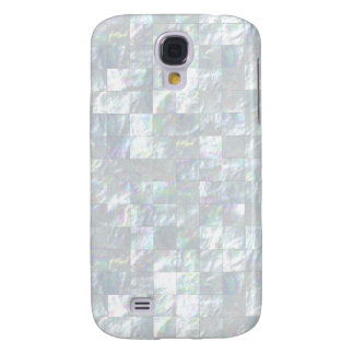 Mother Of Pearl Mosaic Samsung Galaxy S4 Case