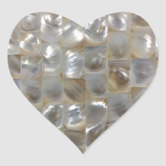 Mother of Pearl Mosaic Sticker