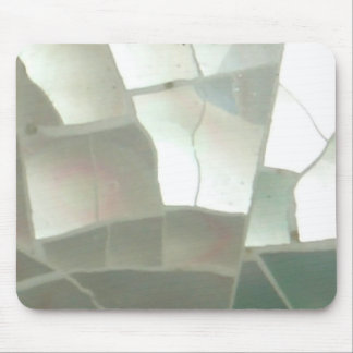 mother of pearl pattern mouse pad