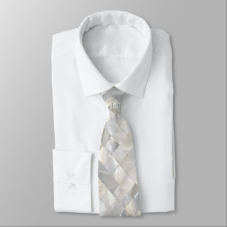 Mother of Pearl Pattern Tie