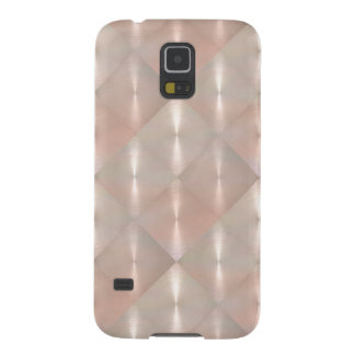 Mother of Pearl Peach Cases For Galaxy S5