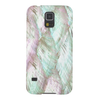 MOTHER OF PEARL Pink Print Samsung Galaxy 5 Case Galaxy S5 Cases