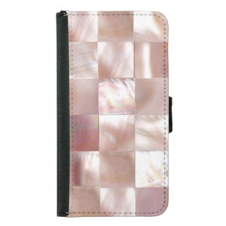 MOTHER OF PEARL PRINT Pink
