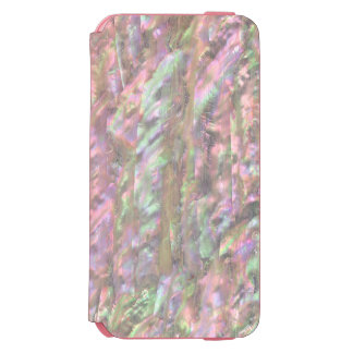 MOTHER OF PEARL PRINT Pink Incipio Watson™ iPhone 6 Wallet Case