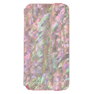 MOTHER OF PEARL PRINT Pink Incipio Watson™ iPhone 6 Wallet Case