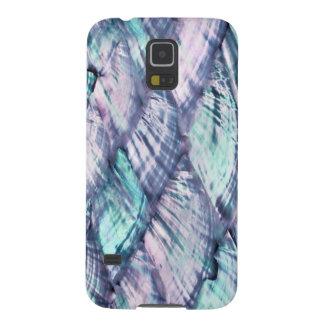 MOTHER OF PEARL Purple Print Samsung Galaxy 5 Case Galaxy S5 Covers