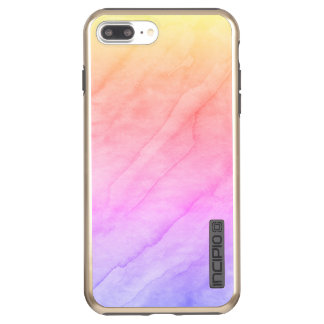 Mother of Pearl Shell Watercolor Stone Incipio DualPro Shine iPhone 7 Plus Case