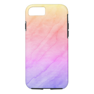Mother of Pearl Shell Watercolor Stone iPhone 8/7 Case
