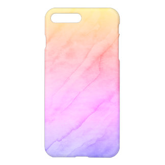 Mother of Pearl Shell Watercolor Stone iPhone 8 Plus/7 Plus Case