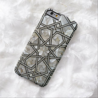 MOTHER OF PEARL STAR BARELY THERE iPhone 6 CASE