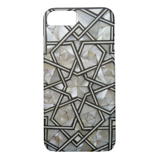 MOTHER OF PEARL STAR iPhone 7 CASE