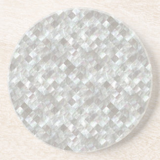 Mother of Pearl Style. Coaster