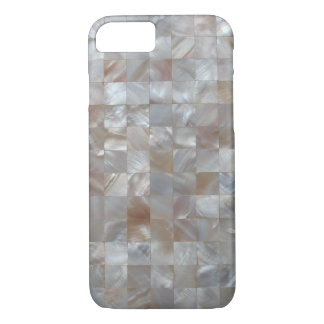 Mother of Pearl Tiles iPhone 7 Case