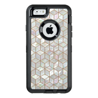 Mother Of Pearl Tiles OtterBox iPhone 6/6s Case