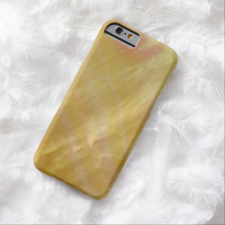 Mother of pearl tones gold iPhone 6 case