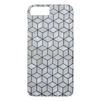 Mother of Pearls Cubic Tiles iPhone 7 Plus Case