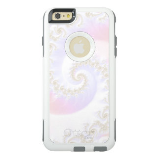 Mother of Pearls Luxurious Fractal Spiral OtterBox iPhone 6/6s Plus Case