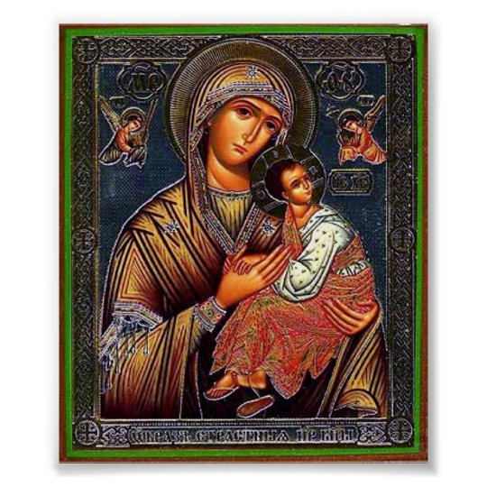 Mother of Perpetual Help Poster
