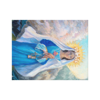 Mother of Salvation canvas print small