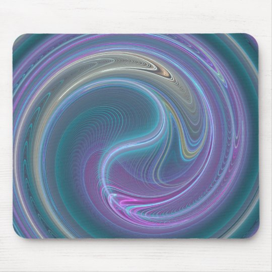Mother Of Swirl Mouse Pad