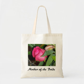 Mother of the Bride Budget Tote Bag