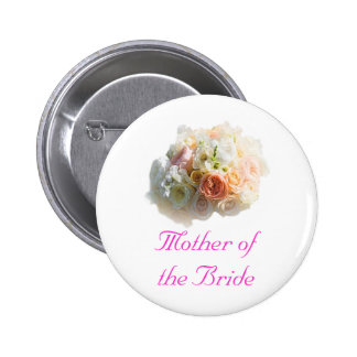 Mother of the Bride 2 Inch Round Button