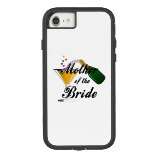 Mother Of The Bride Champagne Toast Case-Mate Tough Extreme iPhone 8/7 Case