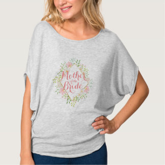 Mother of the Bride Floral Wedding Circle Top