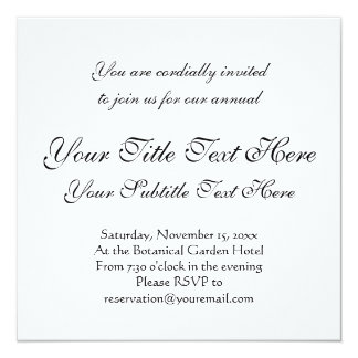 "Mother of the Bride - Funny Rehearsal Dinner 5.25"" Square Invitation Card"