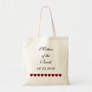 Mother of the Bride Gear | Wedding Budget Tote Bag