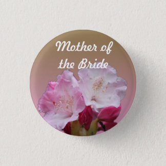 mother of the bride/groom 1 inch round button