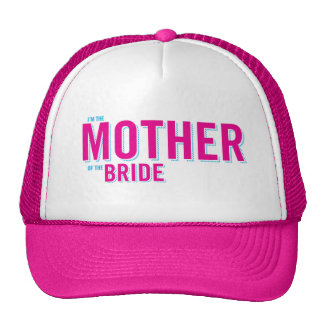 Mother of the Bride Mesh Hats