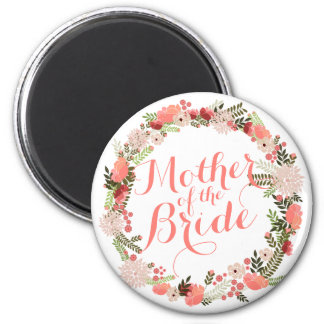 Mother of the Bride Spring Wedding | Magnet