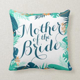 Mother of the Bride Summer Wedding | Throw Pillow